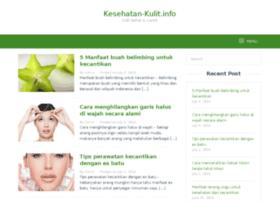 kesehatan-kulit.info