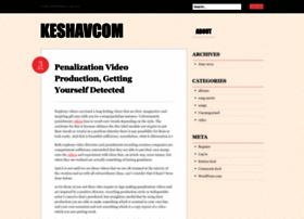 keshavcom.wordpress.com