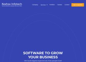 keshavinfotech.com