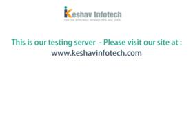 keshavinfotechdemo.com
