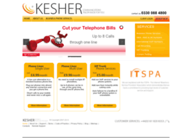 keshercommunications.com