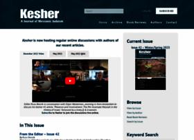 kesherjournal.com