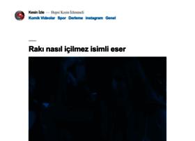 kesinizle.com