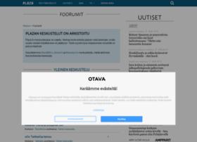 keskustelu.plaza.fi