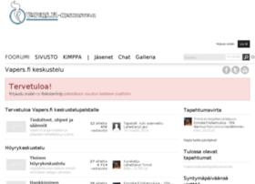 keskustelu.vapers.fi