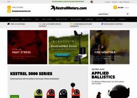 kestrelmeters.com