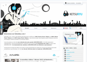 ketsuryu.com
