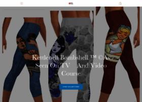 kettlebellbombshell.com