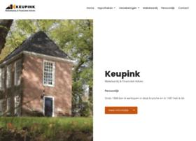 keupink.nl