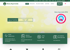 kevaayurveda.com