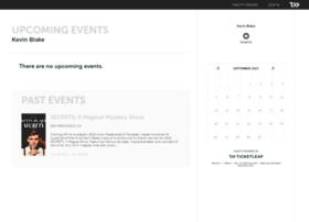 kevinblake.ticketleap.com