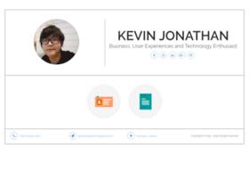 kevinjonathan.com