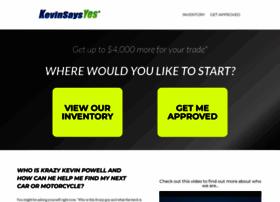 Kevinsaysyes.com