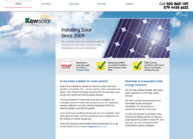 kewsolar.co.uk