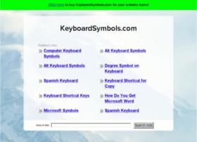 keyboardsymbols.com
