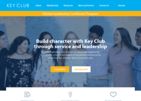 keyclub.org