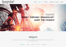 keyde.com