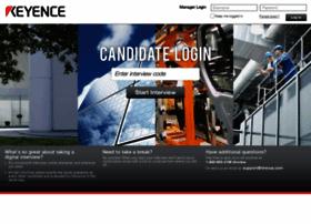 keyence.hirevue.com