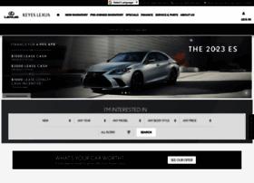keyeslexus.com