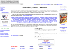 keysfleamarket.com
