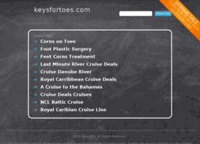 keysfortoes.com