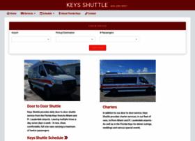 keysshuttle.com