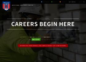keystone.jobcorps.gov