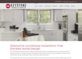 keystonemarbleandgranite.com