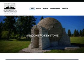 keystonemasonry.biz