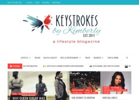 keystrokesbykimberly.com