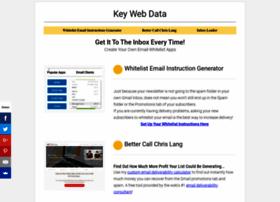 keywebdata.com