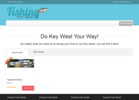keywestfishingclub.com