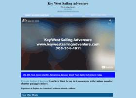 keywestsailingadventure.com