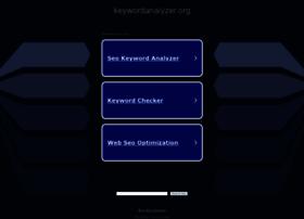 keywordanalyzer.org