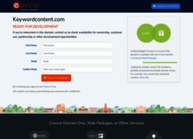 keywordcontent.com