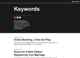 keywords.oxus.net