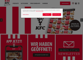 kfc.de