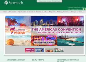 kfsmith.stemtech.com.ec