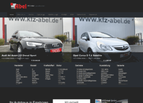 kfz-abel.de