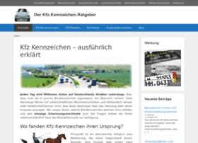 kfz-kennzeichen-abc.de