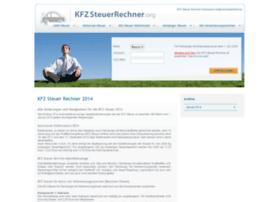 kfzsteuerrechner.org