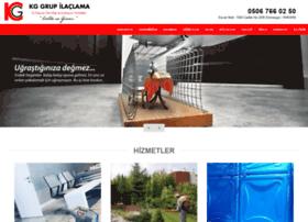 kgilaclama.com.tr