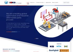 kginternational.com