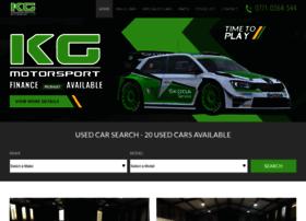 kgmotorsport.com