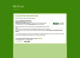 kgn.co