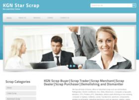 kgnstarscrap.com