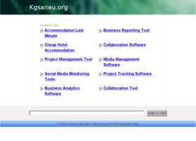 kgsaneu.org