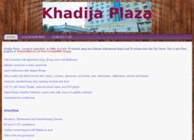 khadijaplaza.com