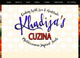 khadijascuzina.com