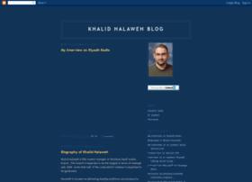 khalidhalaweh.blogspot.com